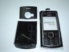 New Nokia  N72 cover  keypad fascia set black colour