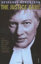 The Justice Game,Geoffrey Robertson
