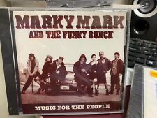 Marky Mark and the Funky Bunch Music for the People CD 1991 Interscope 91737 NEW