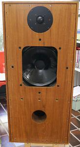 Spendor SA3 EX aktive Lautsprecher Studiomonitore aus Teakholz