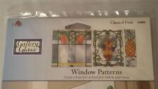 Bnip Gallery Glass Window Pattern Classical Fruit