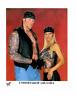 The Undertaker & Sara Calway Wrestling Photo 8x6 Inch WWF WCW Promo Photograph