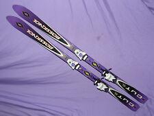 Rossignol CUT 10.4 L Women's All-Mtn Skis 177cm w/ Tyrolia 580 Bindings NICE ✻ ✼