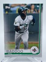 Akil Baddoo 2019 Topps Pro Debut Prospect Rookie Card TIGERS QTY AVAIL