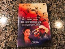 El Patron De Michoacán New Sealed DVD! Marcario Cronos Hell Babel El Topo