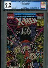 X-Men Annual #14   (Gambit Cameo)   CGC 9.2  OW-WP