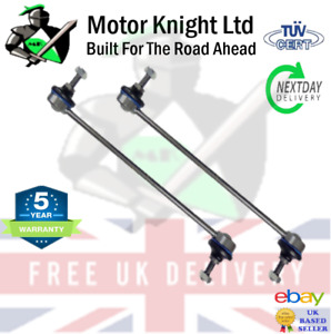 TOYOTA PRIUS 09-16 Front Anti Roll Bar Stabilizer Linkage x2 L & R Pair