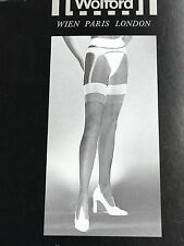 Wolford Jean Paul Gaultier Collants Collants taille S small vintage rare femme