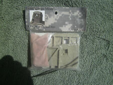 1/76 scale ( 20mm )  WWII German City House Ruin