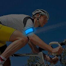 LED Slap Armband, Lights for Running (Blue/Green)