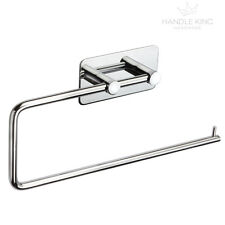 Polished Stainless Steel Towel Rails - Self Adhesive Stick on Towel Rail