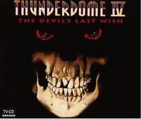 THUNDERDOME IV 4 = Ruyter/Speedfreak/Prophet/Danu...=2CD= HARDCORE GABBER !!