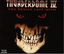 THUNDERDOME IV 4 = Ruyter/Speedfreak/Prophet/Danu...=2CD= HARDCORE GABBER !!