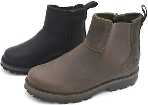 TIMBERLAND JUNIOR UNISEX BOY GIRL ANKLE BOOTS BOOTIES WINTER CODE COURMA KID