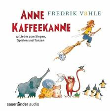 Anne Kaffeekanne von Fredrik Vahle (2014)