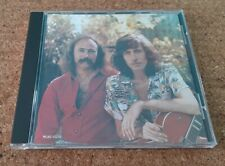 David Crosby / Graham Nash - Wind On The Water 1988 MCA Records MCAD-31251