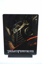 Transformers Lenticular Magnetic Steelbook Cover