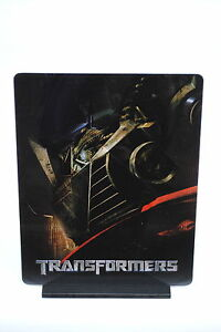 Transformers Lenticular Magnetic Steelbook Cover