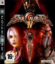 Soul Calibur IV (PS3) - Game  FYVG The Cheap Fast Free Post