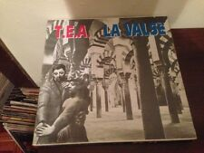 "TEA - LA VALSE 12"" MAXI SPAIN - FRENCH SYNTH POP"