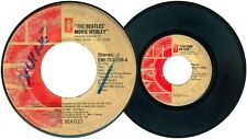 "Philippines The BEATLES ""The Beatles"" Movie Medley 45rpm Record"