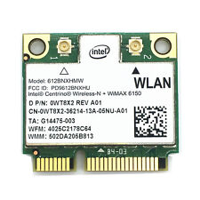 Intel Centrino 6150 612BNXHMW Wireless Half MINI PCI-E WLAN Wifi Network Card