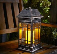 Smart Solar Seville Lantern - Antique styled Garden Light
