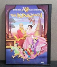 The King and I    (DVD)     Snap case     LIKE NEW