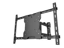 "Crimson AU65 World Thinnest Articulating Arm for up to 65"" Flat Panel Wall Mount"