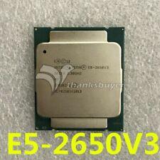 Intel Xeon E5-2650V3 CPU Processor 10-Core 2.3GHz SR1YA 25MB 105W LGA 2011-3
