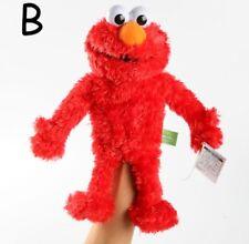 SESAME streeet elmo full body hand puppet  game puppets U112 storytelling