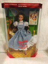 Barbie As Dorothy In The Wizard Of Oz Hollywood Legends Mattel 12701