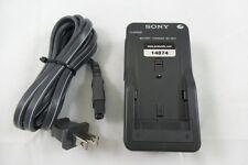 Genuine Sony BC-V615 Caricabatteria per Videocamera/Mavica fotocamere-Grade A