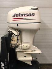 "2003 Johnson 90-HP 2 Stroke 20"" Rebuilt Outboard Boat Motor Engine 115 75 125"