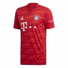 adidas FC Bayern München Kinder Trikot Größe 176 - Rot