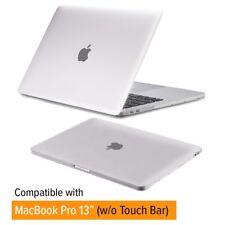 """COPERTURA Protettiva Orzly snapshell per MacBook Pro 13"""" 2016-fumo bianco"""