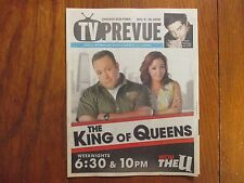 Nov. 9, 2008 Chicago Sun-Times TV Prevue Magazi(THE KING OF QUEENS/MIKE RUGGLES)