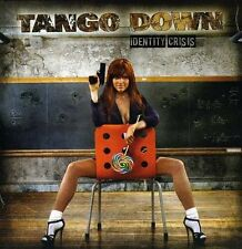 TANGO DOWN - IDENTITY CRISIS (*NEW-CD, 2012, Kivel) David Reece/Accept Sleeze