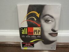 All About Eve (Blu-ray Disc, 2011) (Limited Edition) (DigiBook) Bette Davis New