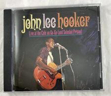 Live at Cafe Au Go-Go (And Soledad Prison) by John Lee Hooker Music CD