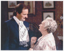 PETER BOWLES Signed 10x8 Photo TO THE MANOR BORN & ONLY WHEN I LAUGH COA