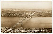 "Vintage Postcard: ""Narrows Bridge And Its Guardian Mt Rainier"" [Tacoma, WA]"