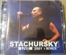 Stachursky - Live 2001 POLISH CD (Unoficial)