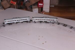 S Gauge Budd RDC-1 Boston & Maine #6115 (Powered) & NH #23 (Dummy) (Auction#164)