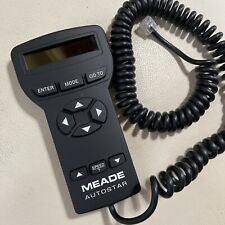 MEADE AUTOSTAR 494 35-4700-03 COMPUTER HAND CONTROLLER TESTED WORKING