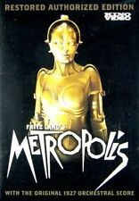 Metropolis 0738329027520 DVD Region 1 P H