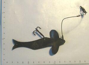 A old Vintage Metal fish
