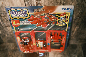 BATTLE DECK POISON SHARK TOMY AGE 6+ NEW BOXED