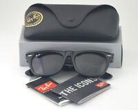 Ray-Ban RB2140 Original Wayfarer Classic 54mm Black Frame/ Green Sunglasses G-15