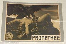 CP PROMETEE de 1908:  Film de Louis FEUILLADE Collection GAUMONT RAMSAY
